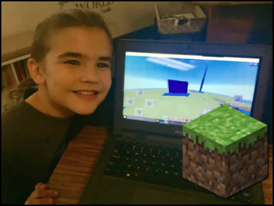 Minecraft water project